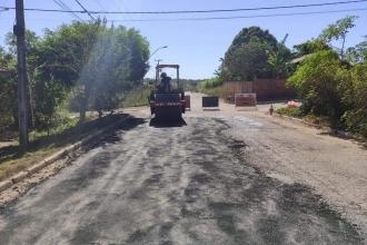 Saiba como está o andamento da Obra de Tapa Buraco no município e distritos.