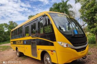 Aquisição de Um Ônibus Escolar