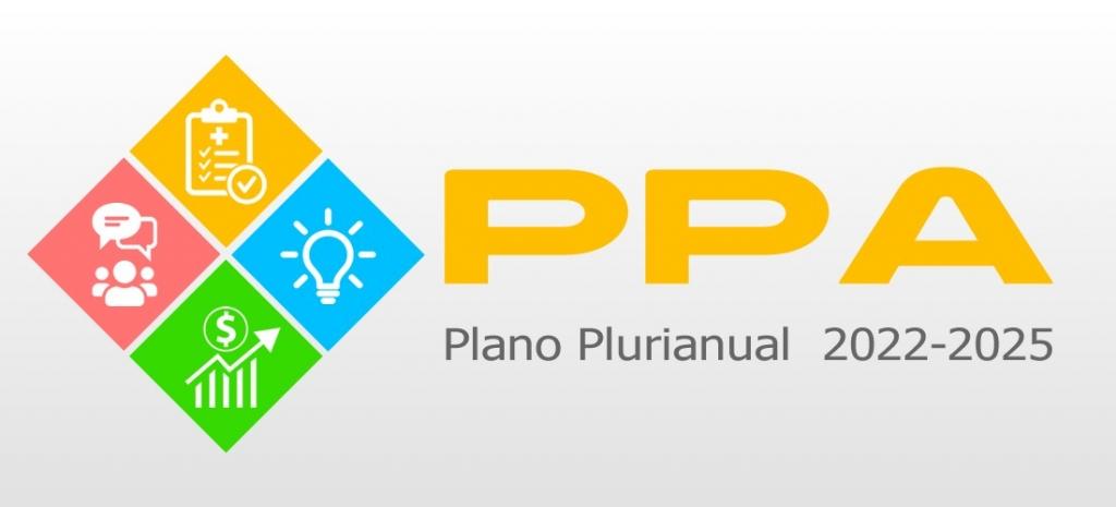 Plano Plurianual (PPA) 2022 a 2025