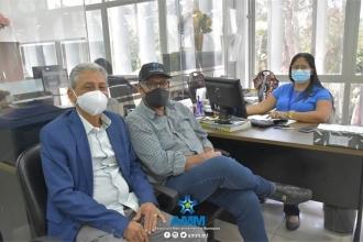 Prefeito Geraldo Ramos procura recursos para perfuração de Poços Artesianos na cidade.