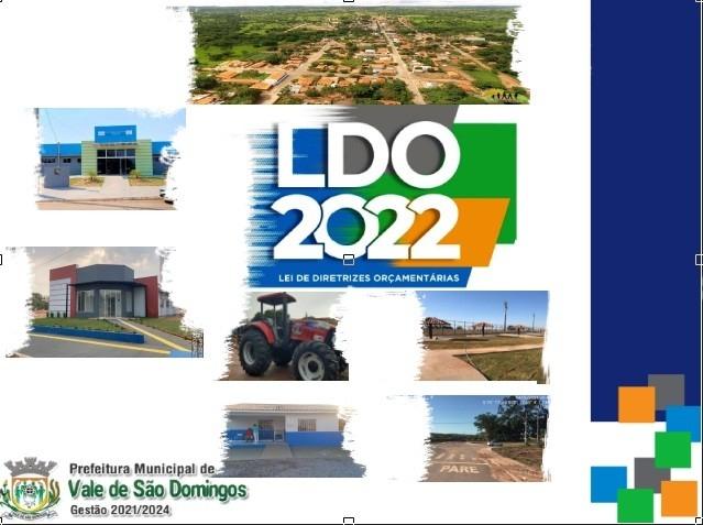 Lei de Diretrizes Orçamentaria 2022